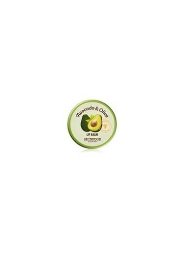 Skinfood  Avocado & Olive Lip Balm Renksiz